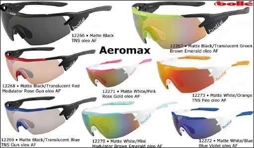 Bolle Aeromax 12268 Sonnenbrille Sportbrille rdwl5fYYro