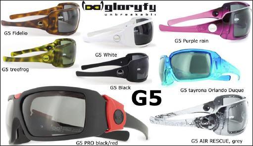 gloryfy g5  mit adidas, Alpina, gloryfy, Rudy Project, Proguear ...